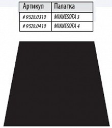 Ground Sheet  Minnesota 4